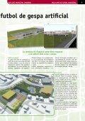 S'inicia el projecte del nou camp de futbol municipal de gespa artificial - Page 5