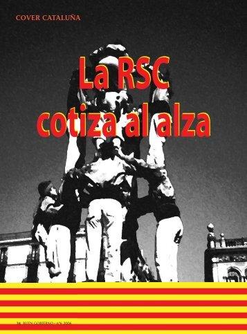COVER CATALUÑA - Sociedad de la Información. SOCINFO