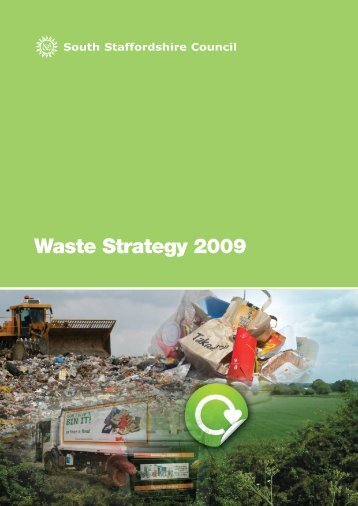 Waste Strategy 2009 - South Staffordshire Council