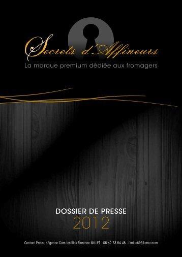 Dossier de Presse-Secrets d\'affineurs BR (PDF