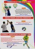 Multisports Convention - Internationale Armbrustschützen Union - Page 3