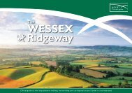 WESSEX - the Dorset AONB