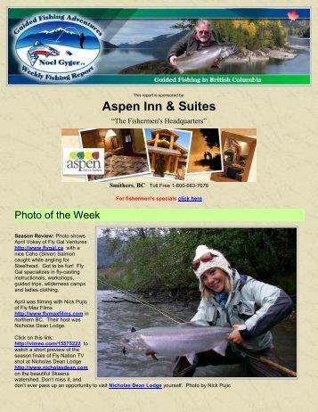 Aspen Inn & Suites - Noel Gyger