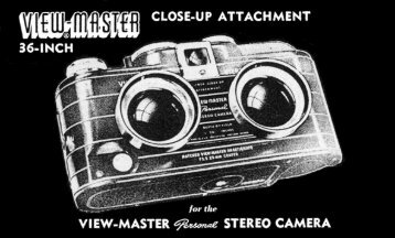 36-Inch Close-Up Attachment - The View-Master Resource
