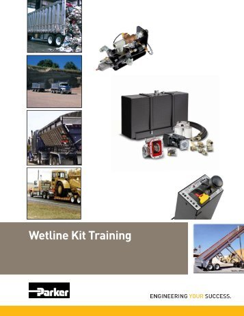 Wetline Kit Systems - Parker Hannifin - Solutions for the Truck Industry