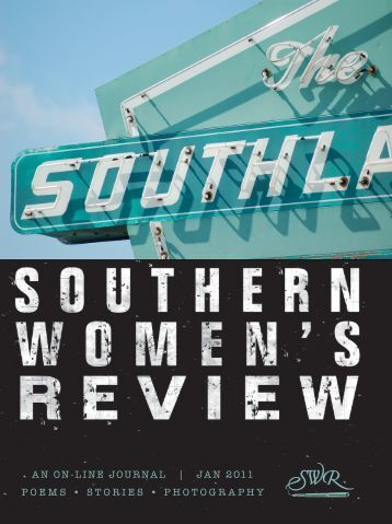 Issue 4 - Southern Women's Review
