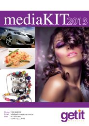 to download our Media Kit - Get It Magazine