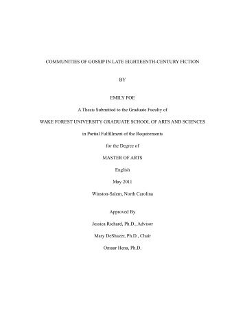 THESIS - Main Conclusion Ref SV - WakeSpace - Wake Forest ...