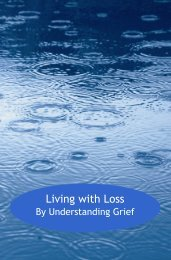 Living with Loss eBook - Journey of Hearts