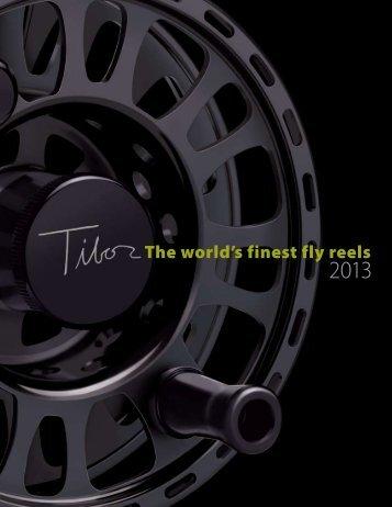 catalog - Tibor Reel Corporation