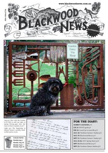 AugSep - Blackwood News
