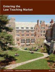 CHAPTER 2 - Yale Law School - Yale University