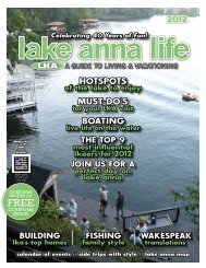 Which Boat Is Right For You? - Lake Anna Life