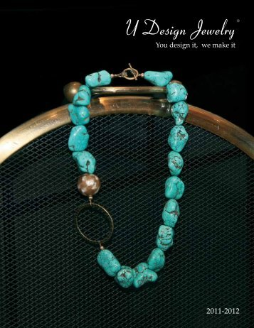 2011-2012 Catalog - U Design Jewelry