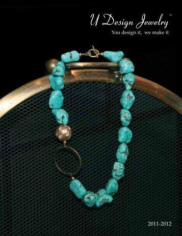 2011-2012 Catalog - U Design Jewelry