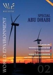 WORLD FUTURE ENERGY SUmmiT WATER RESOURCES ...