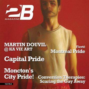 2B Magazine l 1 - Guide GQ › Le site gay pour tout savoir sur le ...