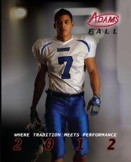 2012 Fall Catalog Lores - The SportStation
