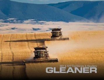2012 Combines & Headers - Gleaner