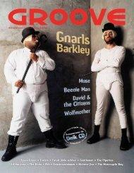 Essex Green • Tralala • Totalt jävla mörker • Gentleman ... - Groove
