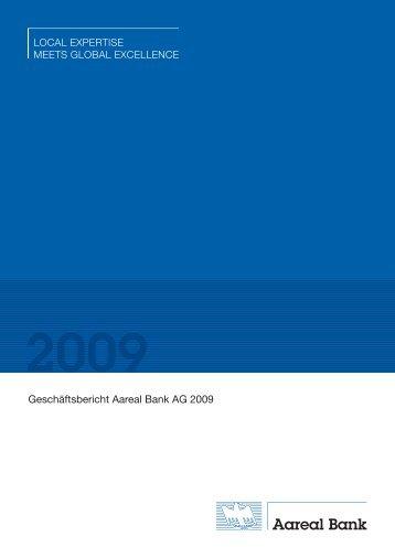 Geschäftsbericht Aareal Bank AG 2009