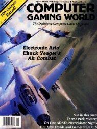 Computer Gaming World's - TextFiles.com