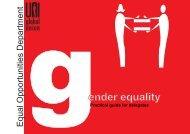 ender equality - UNI