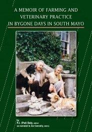 Pat Daly Memoir LR.pdf - Veterinary Ireland Journal