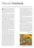 Summer 2011 - Songbird Survival - Page 5
