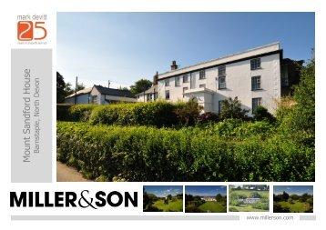Mount Sandford House - Mark Devitt Property Consultant