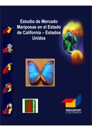 Estudio de Mariposas en EEUU - Ministerio de Ambiente, Vivienda y ...