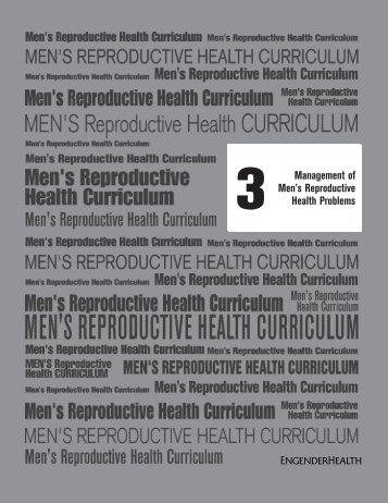 Management of Men's Reproductive Health ... - EngenderHealth