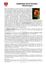 Pfarrbrief Nr. 14/2010 (341 KB) - .PDF