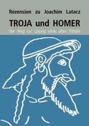 TROJA und HOMER - Galerie Laterne