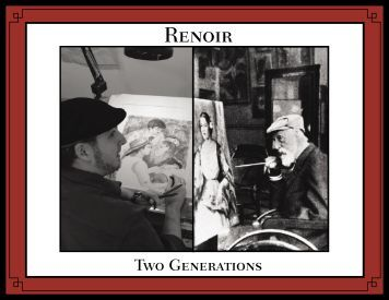 Two Generations of Renoir: Pierre-Auguste and ... - Galerie Michael