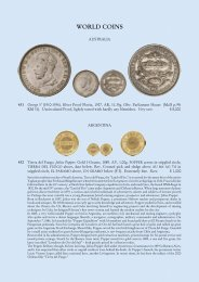 Part 05 - World Coins & Medals - Baldwin's