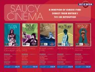 a selection of classic films direct from britain's 70's sex revolution