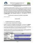 CONVOCATORIA PARA LA LICITACION PUBLICA ... - Inicio - Page 7
