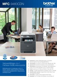 MFC-9460CDN - bei HCS EDV-Service