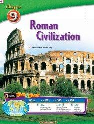 Chapter 9: Roman Civilization