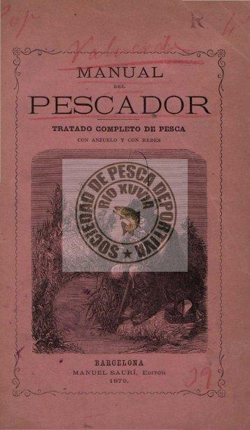 Manual del pescador 1879 .pdf - riograndedexuvia