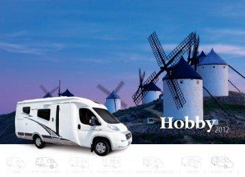 Van Exclusive - Hobby Caravan