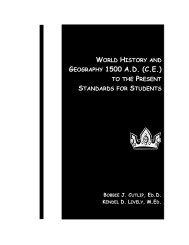 World History II Student Workbook - Loudoun County Public Schools