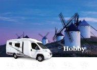   VAN   SieStA   SieStA excluSiVe   tOSKANA ... - Hobby Caravan
