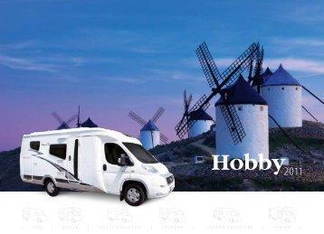| VAN | SieStA | SieStA excluSiVe | tOSKANA ... - Hobby Caravan