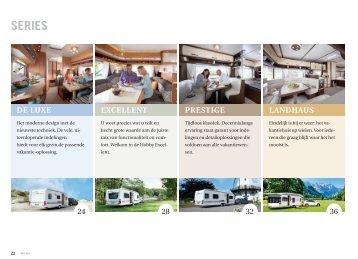 SerieS - Hobby Caravan