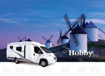 ToSkAnA eXCLUSive - Hobby Caravan