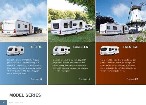Model Series Hobby Caravan