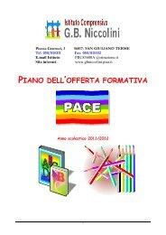 classi terze - Portale Istituto Comprensivo GB Niccolini, San Giuliano ...