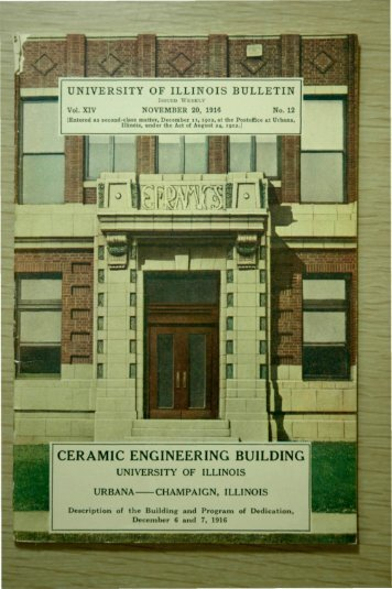 CERAMIC ENGINEERING BUILDING - UIHistories Project